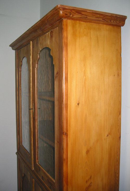 b cherschrank weichholz biedermeier gebraucht kaufen bei. Black Bedroom Furniture Sets. Home Design Ideas