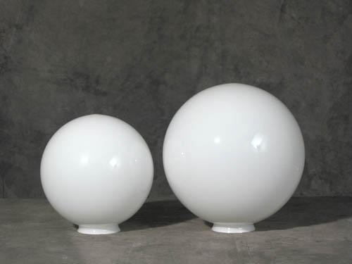 Lampenglas kugel opal neu Ø cm bauhaus art deco ebay